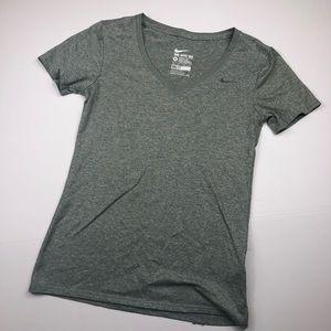 Women's Nike dri fit tee size xs athletic cut